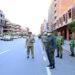 Covid-19: Forte mobilisation des autorités locales pour veiller au respect strict de l'état d'urgence sanitaire. 22032020 – Marrakech